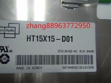 HT15X15-D01 Hydis LCD display panel  90 days warranty good condition  zhangF8U9