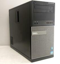 Dell Optiplex 790 MT 240GB SSD 1TB HDD 3.4GHz i7 Radeon GFx 16GB Ram Win 10 Pro