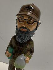 NIB New Duck Commander Si Robertson Bobble Head