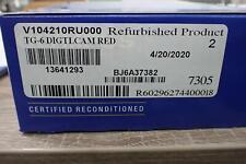 Olympus Stylus TG-6 12 Megapixel Tough Camera Red Certified Refurbished