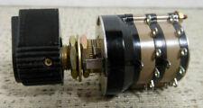 Grayhill Model 8516 2 Decks 1 Poledeck12 Position Rotary Switch Nos