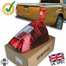Right Rear Light for Nissan Navara NP300 D23 2016+ (UK Spec)