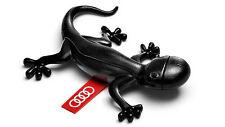 Genuine Air Freshener Audi Black Gecko - Woody Scent