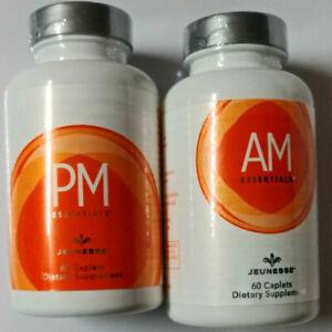 Jeunesse AM & PM Essentials 1 set (2 Bottles) Nutrigen multivitamin EXP 10/2022