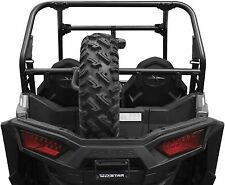 Dragonfire Racing Race Pace Spare Tire Carrier Black POLARIS RANGER RZR 01-1915