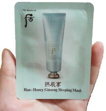[The History of Whoo] Han : Honey Ginseng Sleeping Mask 60ea + Gift