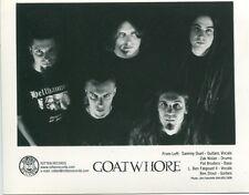 GOATWHORE - THE ECLIPSE OF AGES INTO BLACK PROMO PHOTO - 2000  Acid Bath