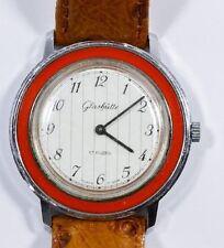 Men's GUB Glashutte 17 Jewels Wrist Watch