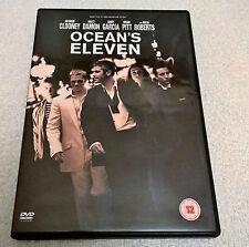 Ocean's Eleven (DVD, 2001)