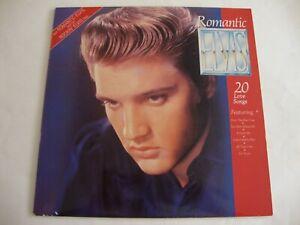 Elvis Presley LP Romantic Elvis (Blue Label) (RCALP 1000, UK)