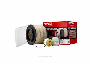 Ryco RSK2C 4x4 Filter Service Kit - Suits TOYOTA Hilux KUN16 & KUN26