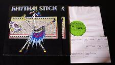 """Rhythm Stick 3-5 -1991 DJ Remix Double 12"""" EP-NEAR MINT w/UNUSED Sticker Sheet!"""