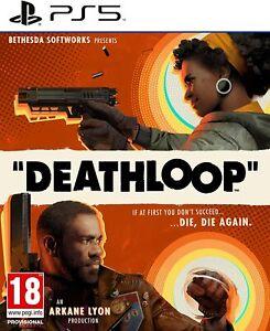 PS5 DEATHLOOP Playstation 5