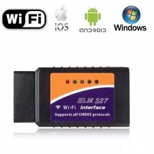 ELM327 WIFI OBD2 II Automotive Diagnostics Scanner for for iPhone iPod iPad