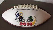Oregon State Beavers Vs Oregon Ducks 2010 New Football College Football Souvenir