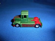 FIREBALL Mini SEMI-TRAILER Truck 18 WHEELER Rig TRACTOR Plastic Kinder Surprise