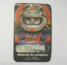 ADESIVO AUTO F1 anni '80 / Old Sticker Vintage JOHN WATSON Parmalat (cm 7x12)