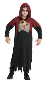 CRIMSON GHOUL CHILDRENS COSTUME SIZE LARGE 12-14