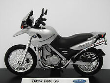 Speed/TOP, BMW F 650 GS, Motorrad, Moto, Bike, Motorcycle, Motor, WELLY 1:18