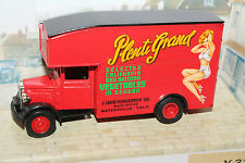 Matchbox Y-31 Morris Courier, Plenti Grand Vegetable Truck, New in Box