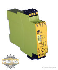 Pilz PZE X4P C 24VDC Sicherheitsrelais 787585 121433