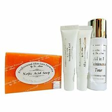 Dr Alvin All In 1 Maintenance Set by Professional Skin Care Extreme Whitening