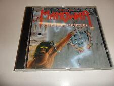 CD Manowar: Best Of Manowar-The Hell of Steel