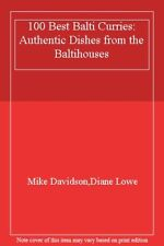 100 Best Balti Curries: Authentic Dishes from the Baltihouses-Mike Davidson,Dia