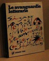 Le avanguardie letterarie - grandi temi - de agostini