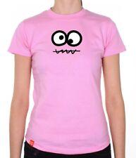 T-shirt femme col rond imprimé taille L Callate la Boca