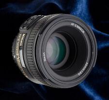 AF-S Nikkor 50mm f1.8G lens for Nikon
