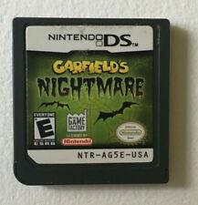 Garfield Nightmare Ds Ebay