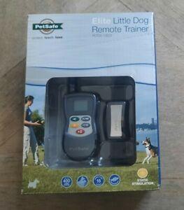 PetSafe PDT00-13623 Elite Little Dog Remote Trainer Rechargeable Static New