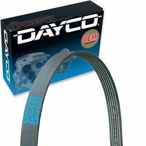 Dayco Main Drive Serpentine Belt for 2007-2013 Chevrolet Silverado 1500 4.8L pp