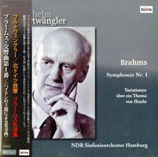 WILHELM FURTWANGLER...-BRAHMS: SYMPHONY NO. 1 IN C...-JAPAN 2 LP Ltd/Ed AI70