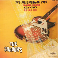 THE SHADOWS The Frightened City 36-24-36 Kon Tiki FR Press Columbia ESDF 1378 EP