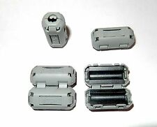 4 X 3 - 5mm TDK ZCAT1325-0530 FERRITE CORE CHOKE-CLIP ON NOISE FILTER-EMI & RFI