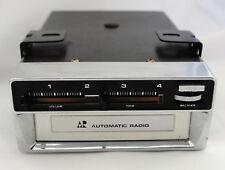 Poste AUTOMATIC RADIO pour automobile avec lecteur de cassettes STEREO 8 Tape K7
