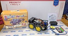 Elegoo Smart Robot Car Kit 3.0 Stem Toy Arduino Infrared & Bluetooth Control