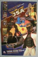 """JSA SERIES 1 Promo poster, 11"""" x 17"""", 2006, Unused, more in our store"""