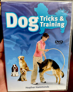 Dog Tricks & Training (DVD, 2009) - Heather Hammonds