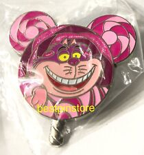 Hong Kong Disney pin HKDL Lollipop Mystery Pin - Wonderland Cheshire Cat