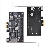 PCI-E x1 to 2 Internal SATA II & IDE ATA133 & ESATA Raid Controller Adapter Card