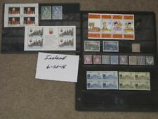 Ireland, Small Lot of Ireland stamps, most MNH (a few are hinged)