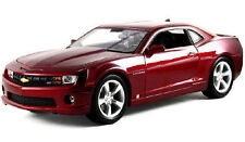 1:18 Maisto 2010 Chevrolet Camaro RS   Metallic Red- Special Edition