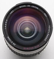 Voigtländer Apo-Zoomar Apo Zoomar 4.2-6.5 VMV 28-210mm 28-210 mm - Pentax AF