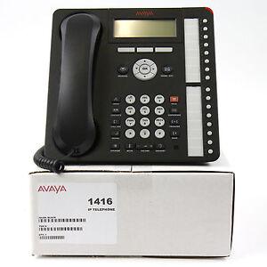 Avaya 1416 Text Phone Bulk (700469869)