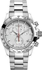 Davosa Swiss Ronda 5030 Wrist Watch Speedline Chrono Waterproof Quartz Analog