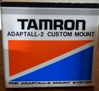 Tamron Adaptall 2 Lens Mount adapter - Yashica Contax 35mm SLR fitting cameras