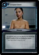 Star Trek CCG 2E What You Leave Behind Stripped Down 14R15